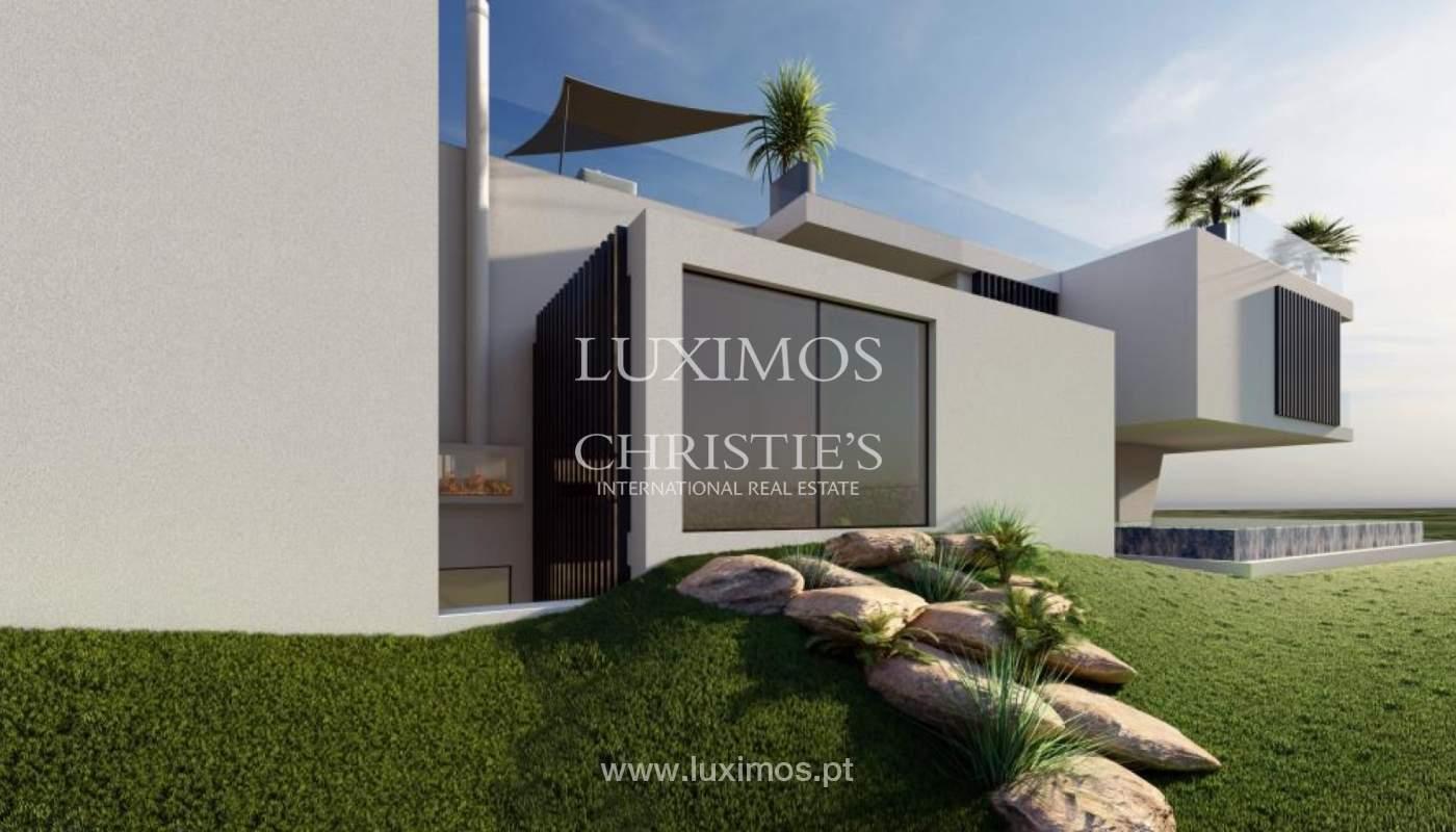 Villa moderne en front de golf à vendre à Vilmoura, Algarve, Portugal_139927
