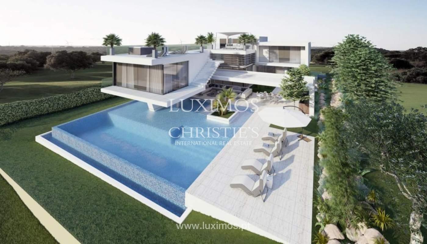 Villa moderne en front de golf à vendre à Vilmoura, Algarve, Portugal_139928