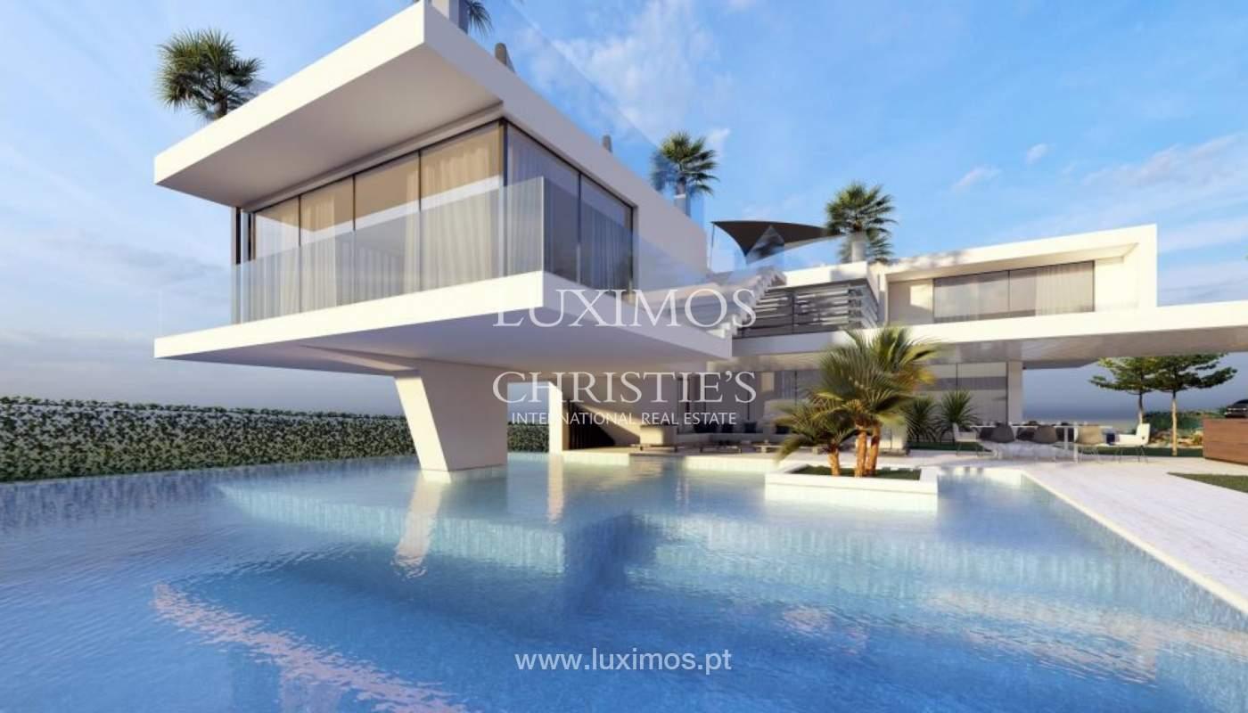 Villa moderne en front de golf à vendre à Vilmoura, Algarve, Portugal_139929