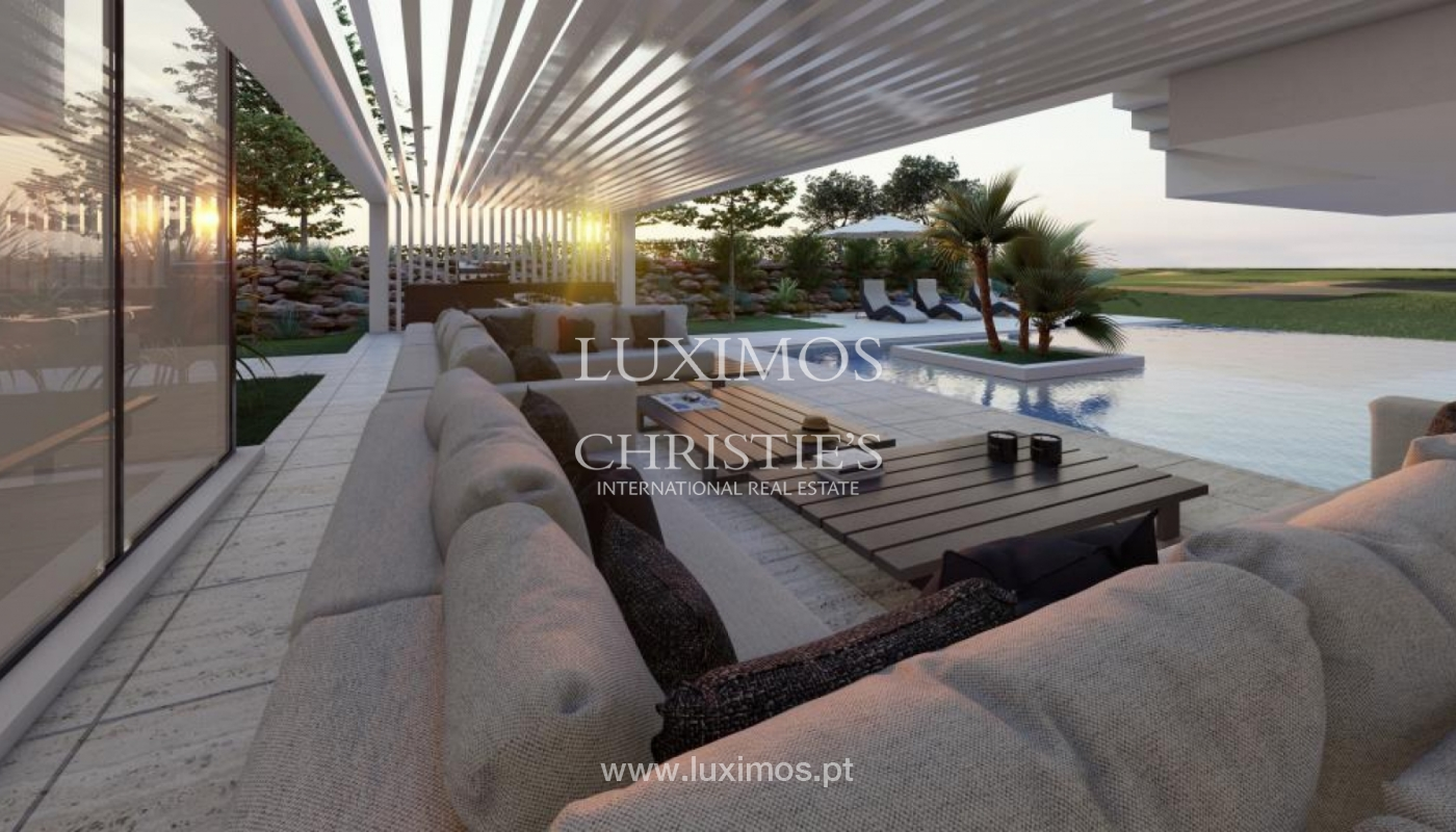 Villa moderne en front de golf à vendre à Vilmoura, Algarve, Portugal_139930