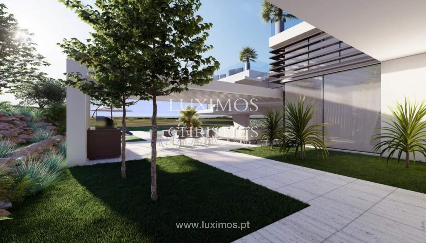Villa moderne en front de golf à vendre à Vilmoura, Algarve, Portugal_139931