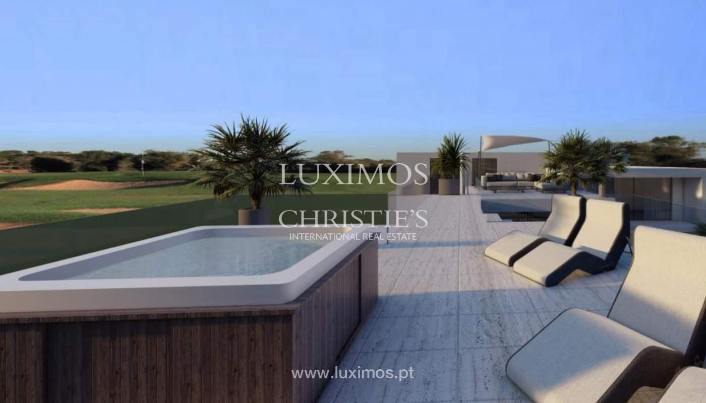 Villa moderne en front de golf à vendre à Vilmoura, Algarve, Portugal_139932