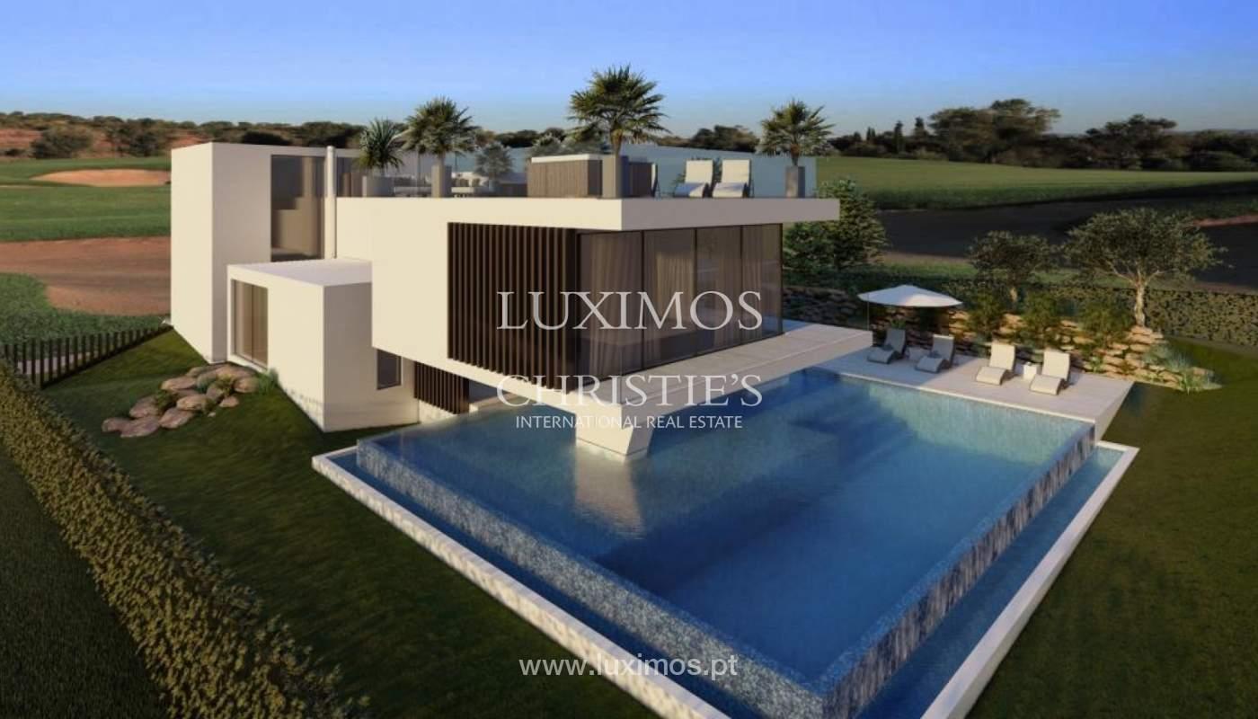 Villa moderne en front de golf à vendre à Vilmoura, Algarve, Portugal_139933