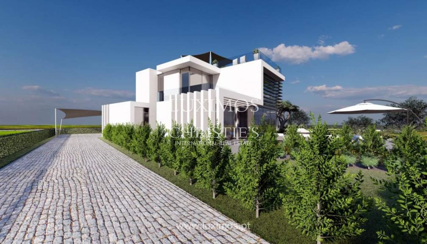 Sale of modern villa golf front, Vila Sol, Vilmoura, Algarve, Portugal_139934