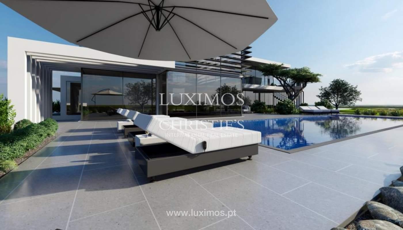 Sale of modern villa golf front, Vila Sol, Vilmoura, Algarve, Portugal_139938