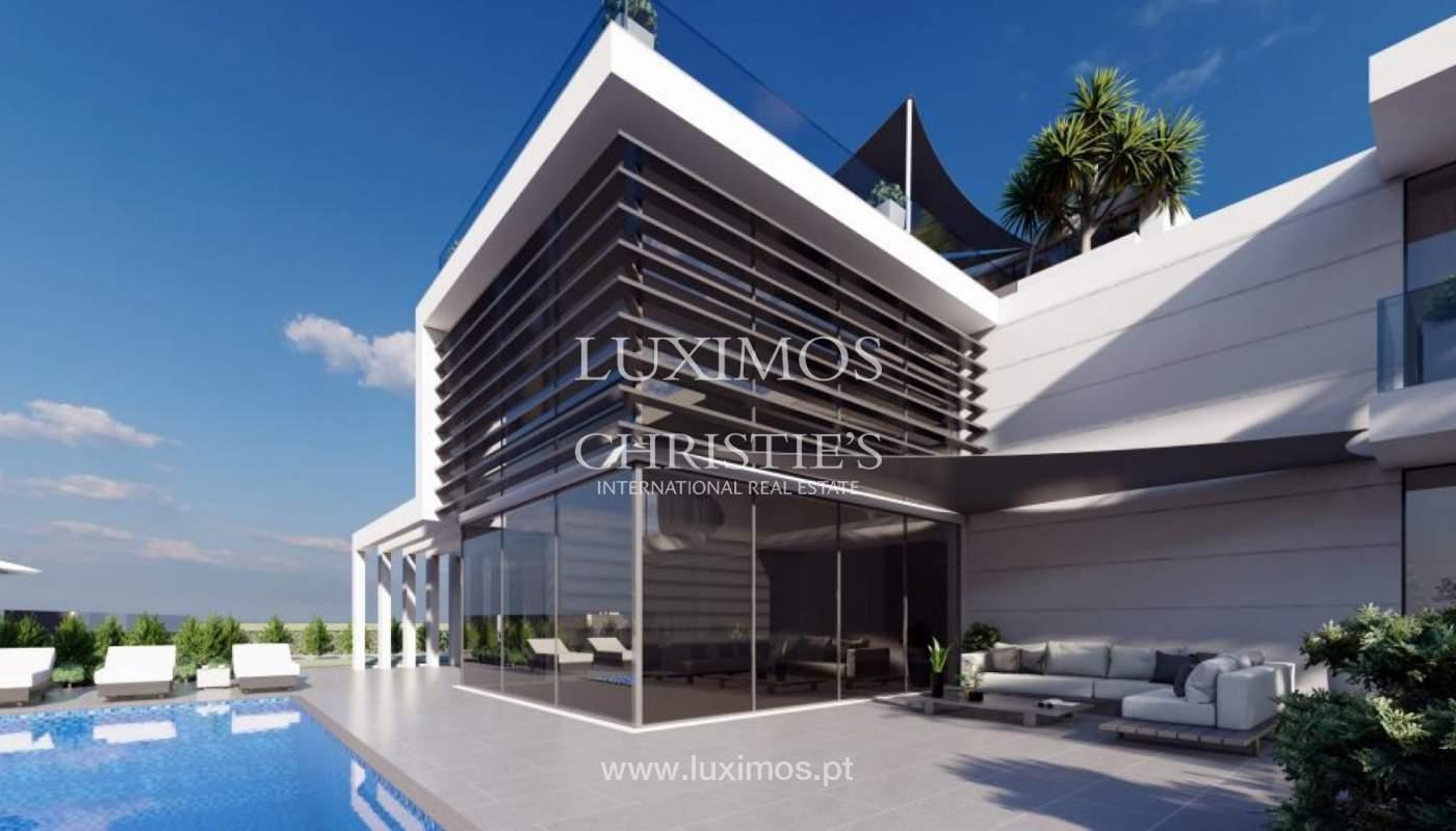 Sale of modern villa golf front, Vila Sol, Vilmoura, Algarve, Portugal_139939