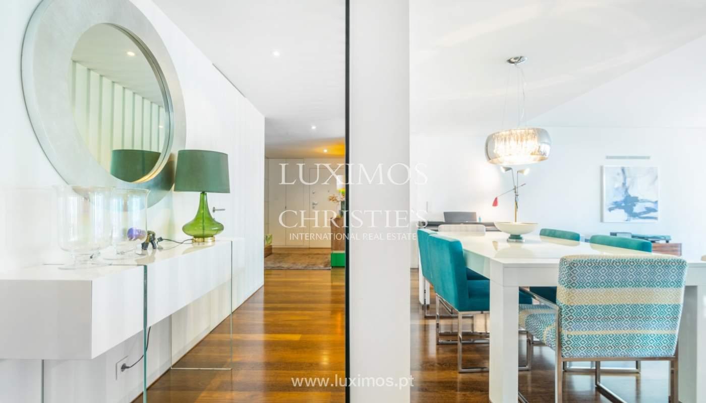 Venta de un apartamento nuevo y contemporáneo, Foz do Douro, Portugal_139946