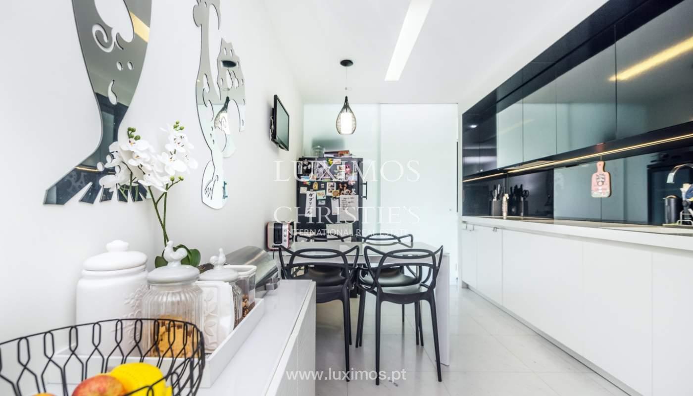 Venta de un apartamento nuevo y contemporáneo, Foz do Douro, Portugal_139947