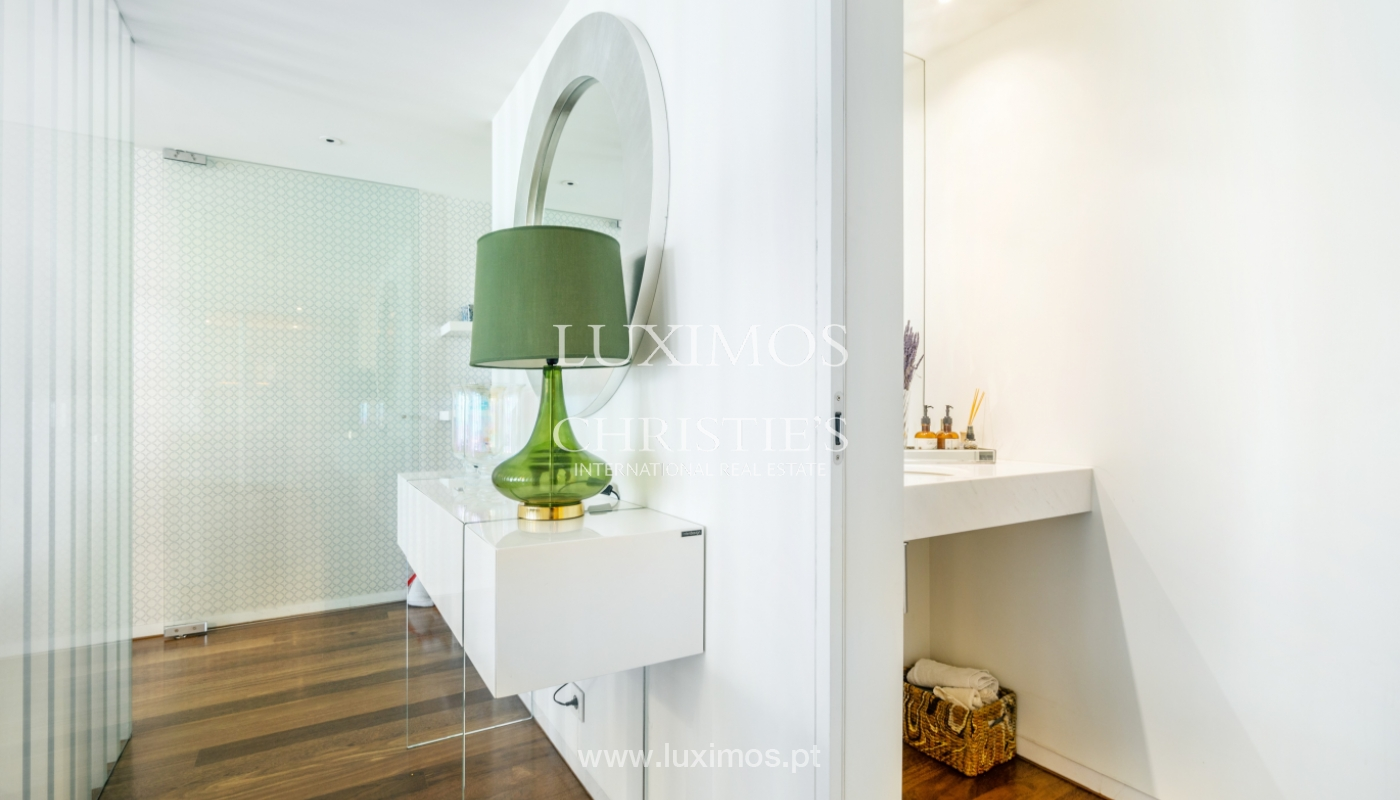 Venta de un apartamento nuevo y contemporáneo, Foz do Douro, Portugal_139948