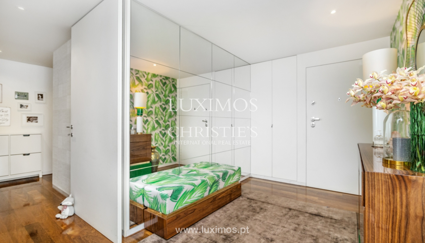 Venta de un apartamento nuevo y contemporáneo, Foz do Douro, Portugal_139949