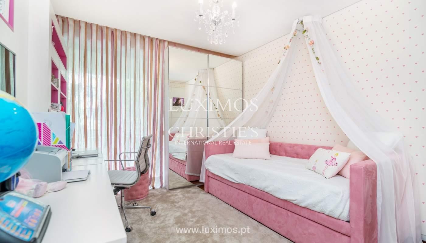 Venta de un apartamento nuevo y contemporáneo, Foz do Douro, Portugal_139950