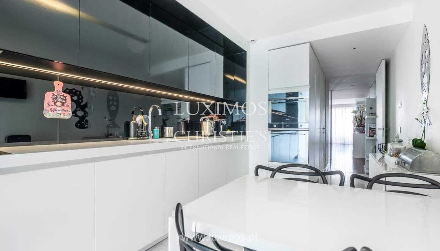 Venta de un apartamento nuevo y contemporáneo, Foz do Douro, Portugal_139951