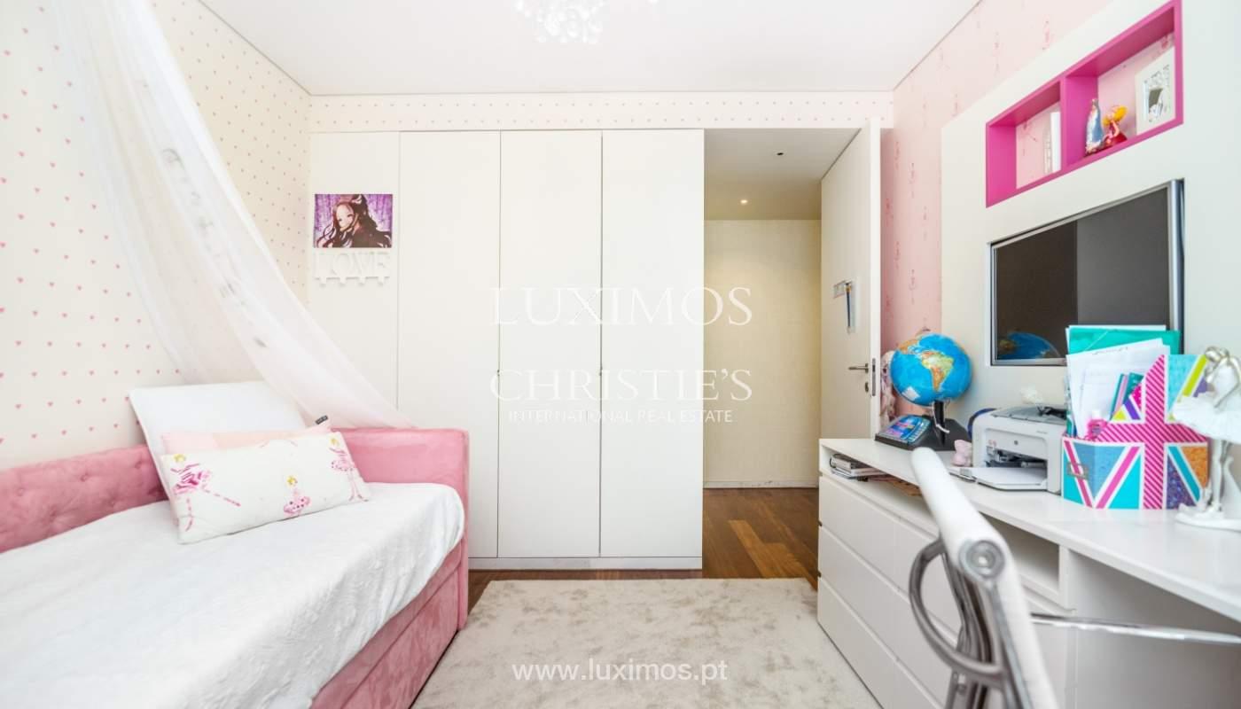 Venta de un apartamento nuevo y contemporáneo, Foz do Douro, Portugal_139952