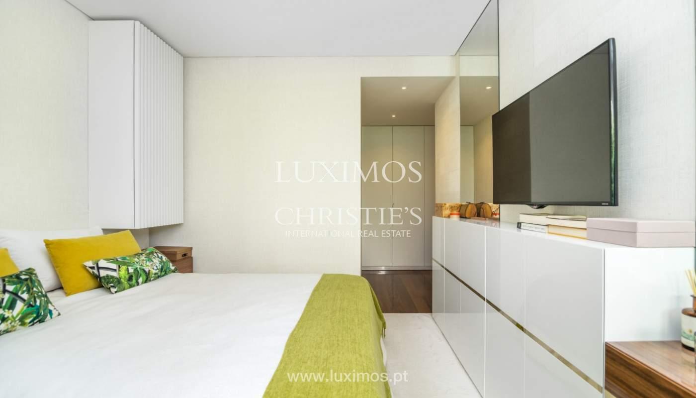 Venta de un apartamento nuevo y contemporáneo, Foz do Douro, Portugal_139953