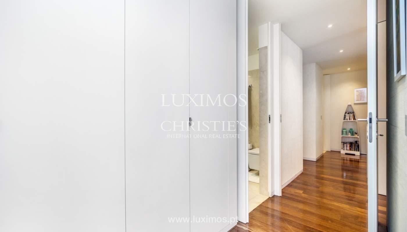 Venta de un apartamento nuevo y contemporáneo, Foz do Douro, Portugal_139954