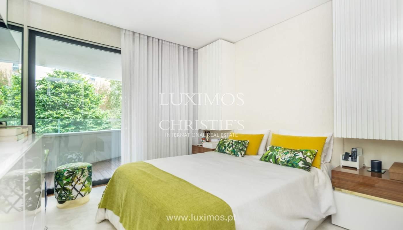 Venta de un apartamento nuevo y contemporáneo, Foz do Douro, Portugal_139955