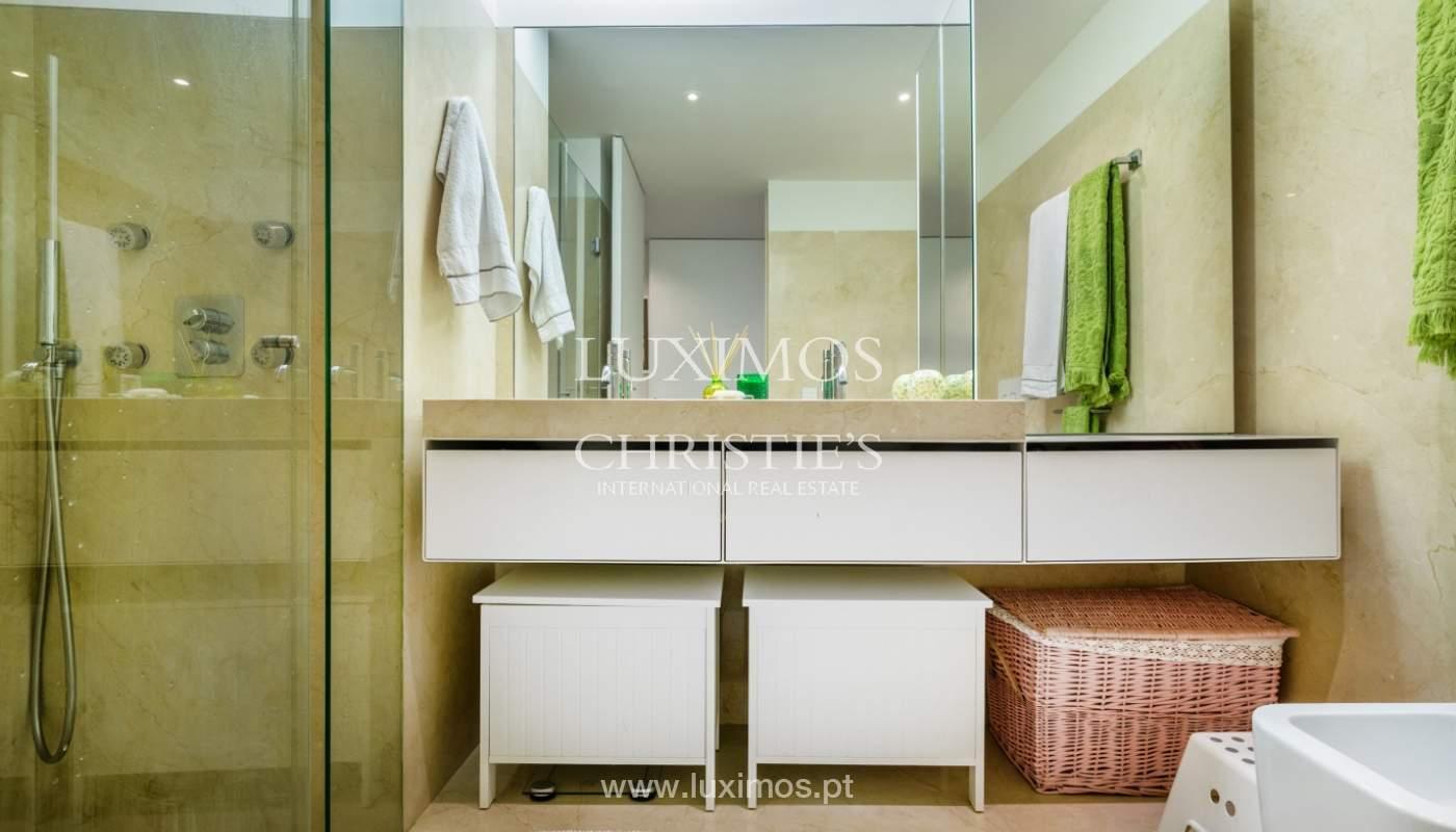 Venta de un apartamento nuevo y contemporáneo, Foz do Douro, Portugal_139956