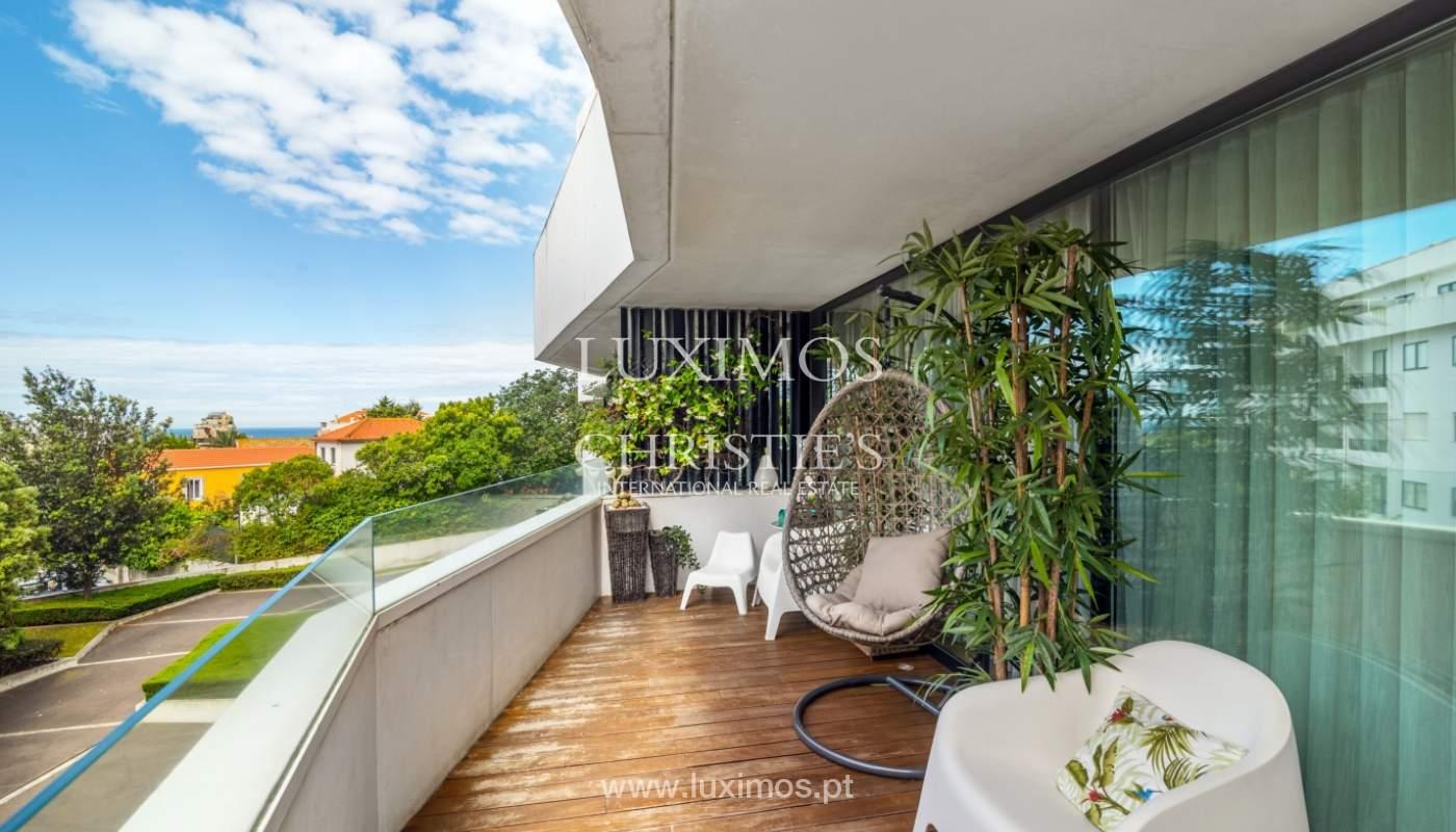 Venta de un apartamento nuevo y contemporáneo, Foz do Douro, Portugal_139958