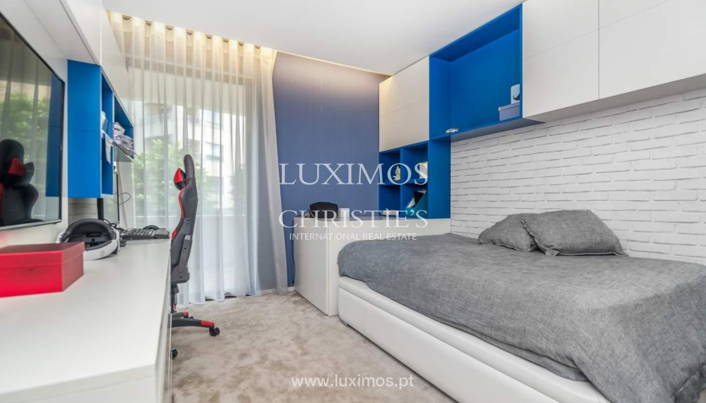 Venta de un apartamento nuevo y contemporáneo, Foz do Douro, Portugal_139959