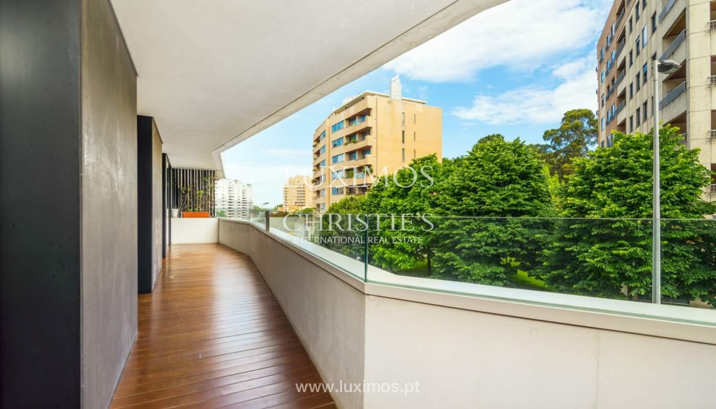 Venta de un apartamento nuevo y contemporáneo, Foz do Douro, Portugal_139961