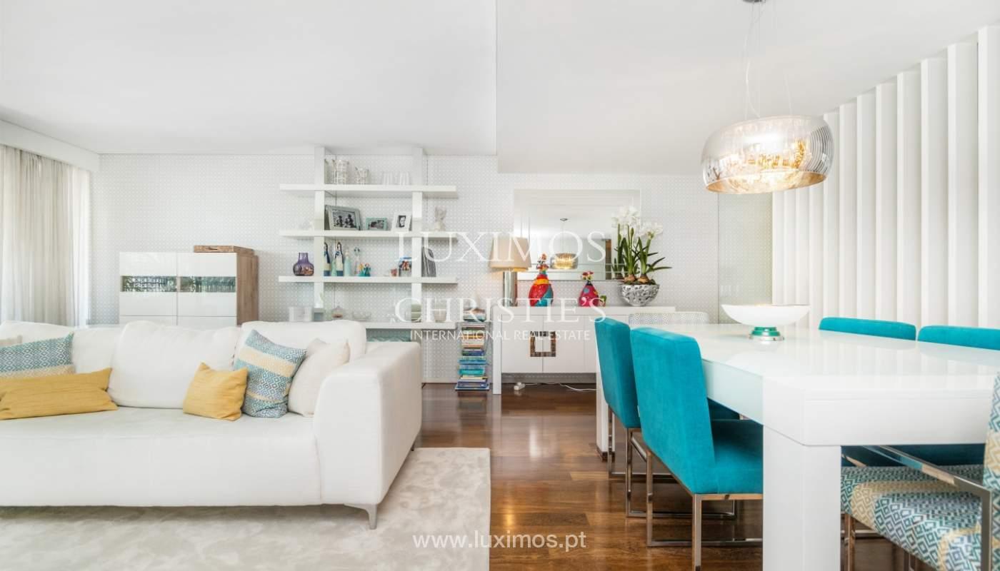 Venta de un apartamento nuevo y contemporáneo, Foz do Douro, Portugal_139962
