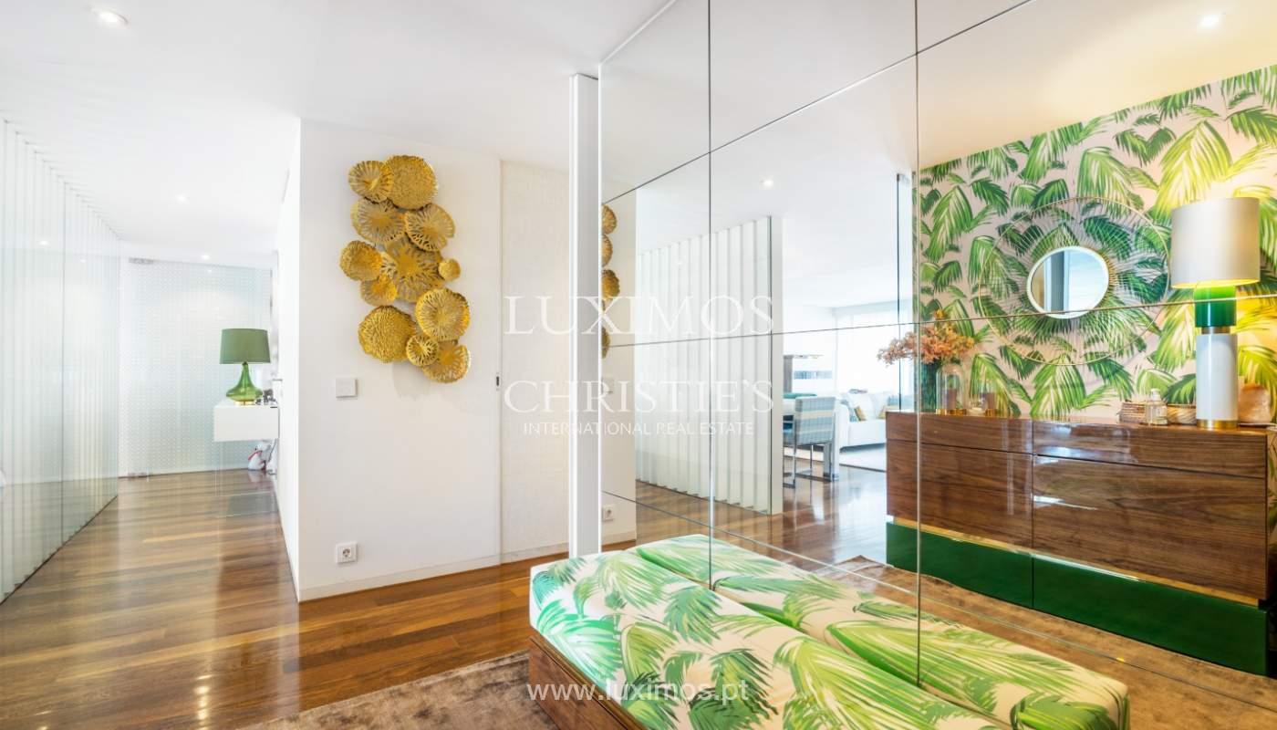 Venta de un apartamento nuevo y contemporáneo, Foz do Douro, Portugal_139964