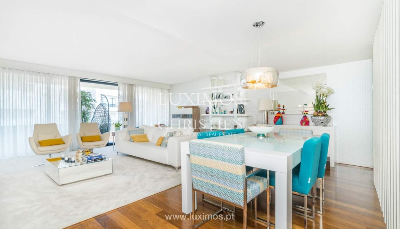 Venta de un apartamento nuevo y contemporáneo, Foz do Douro, Portugal_139965