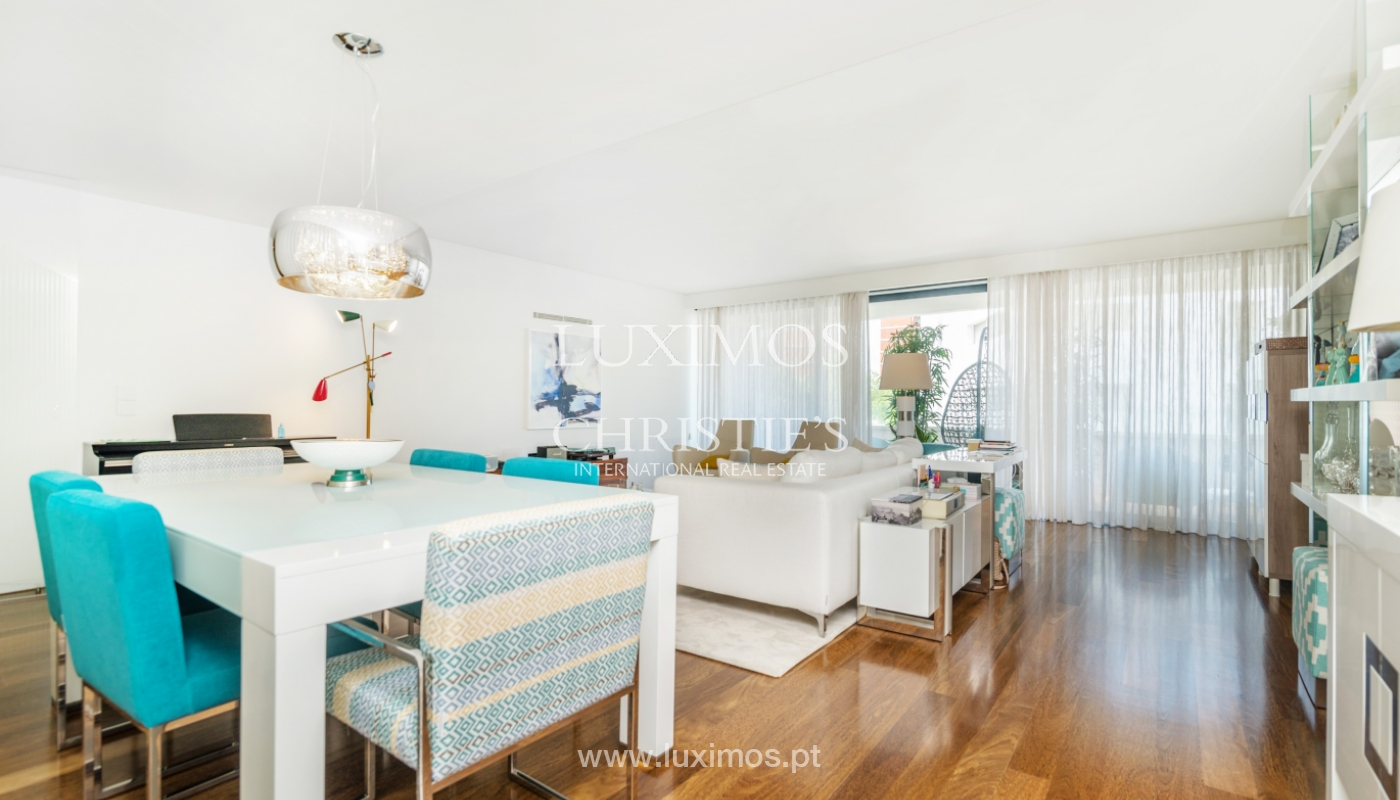 Venta de un apartamento nuevo y contemporáneo, Foz do Douro, Portugal_139968