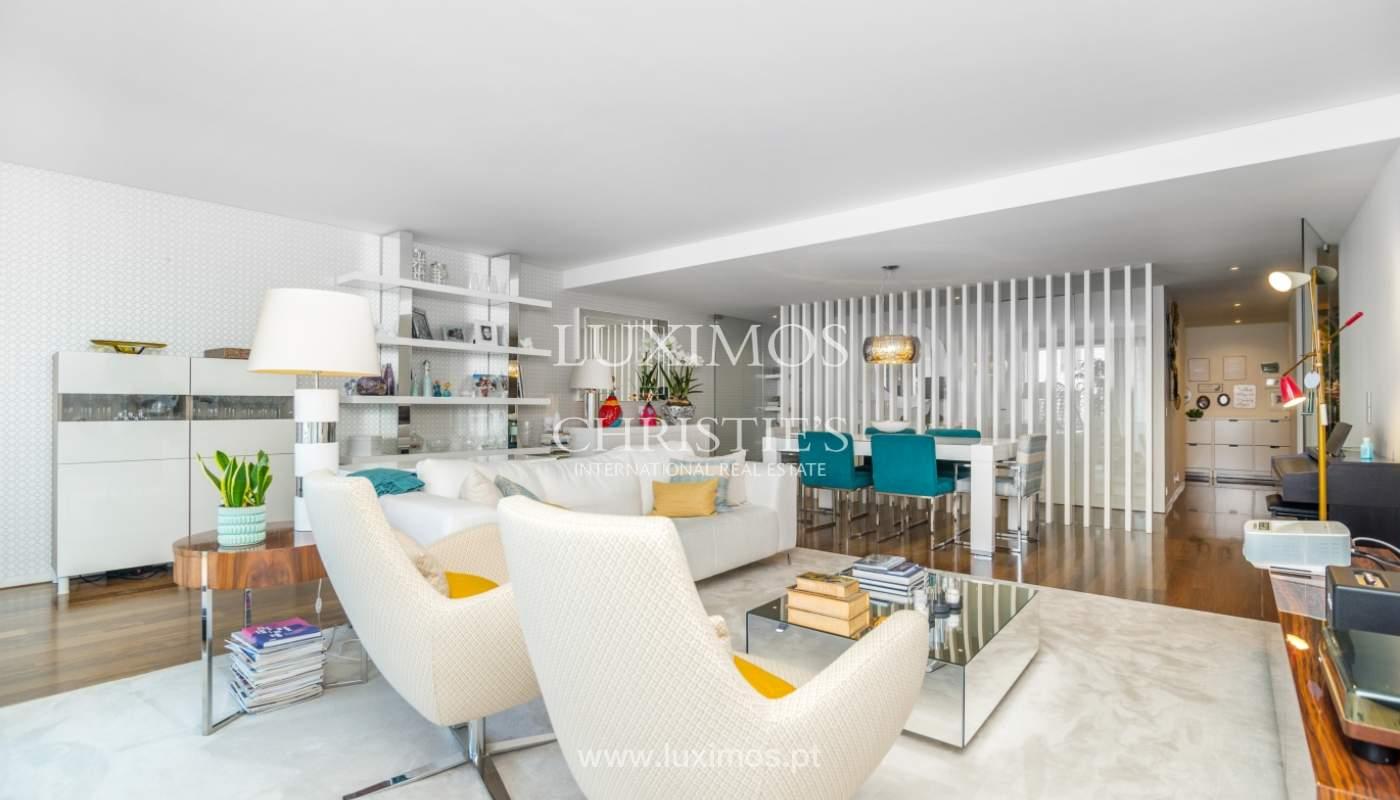 Venta de un apartamento nuevo y contemporáneo, Foz do Douro, Portugal_139970