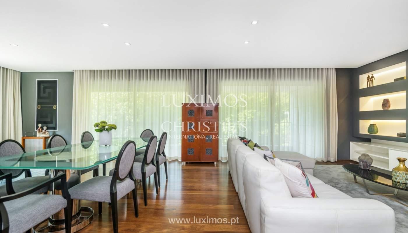 Apartment for rent overlooking the river in condominium, in Porto, Portugal_139975