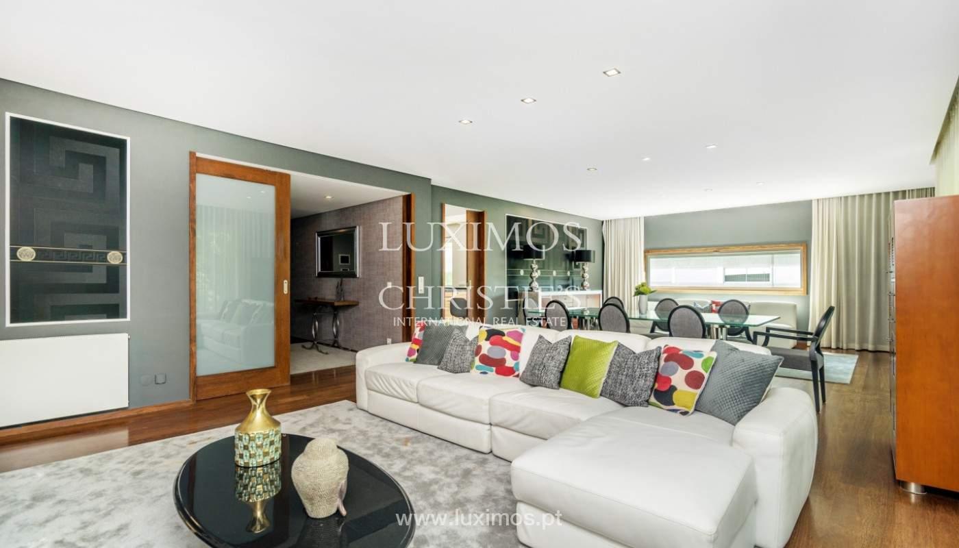 Apartment for rent overlooking the river in condominium, in Porto, Portugal_139978