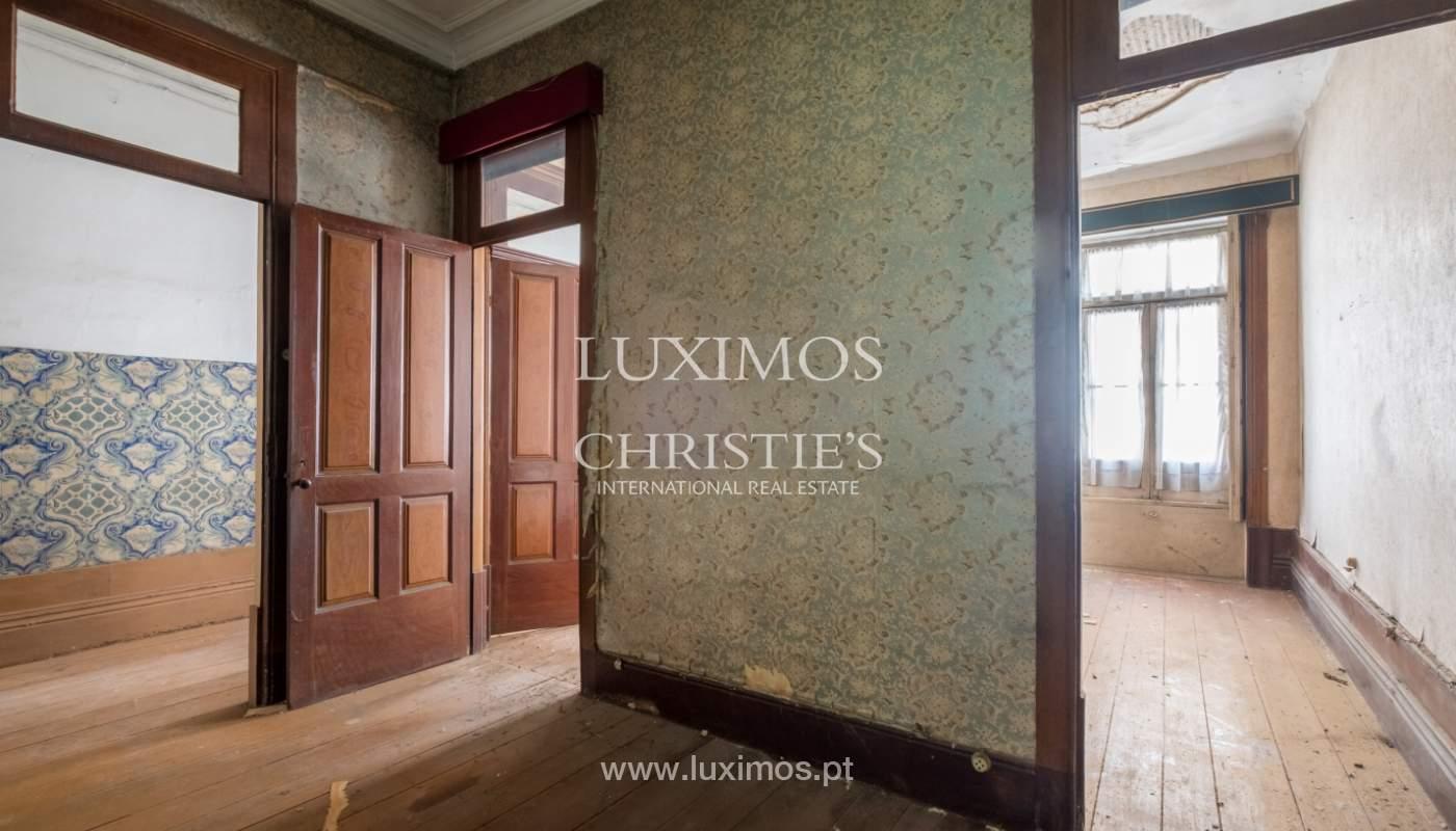 Venda de moradia clássica, para reabilitar, em Campanhã, Porto_140057