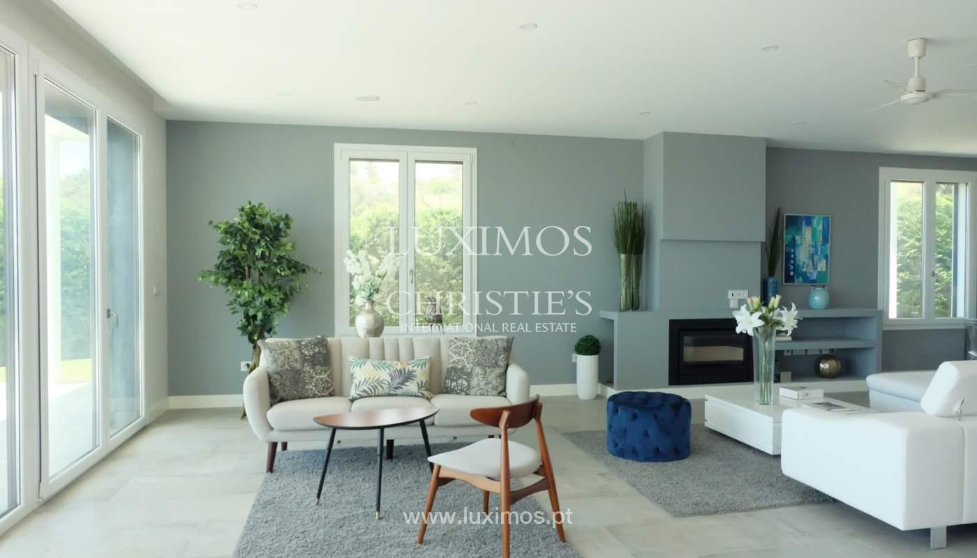 Villa de lujo con vistas al mar, en venta, en Albufeira, Algarve, Portugal_140461