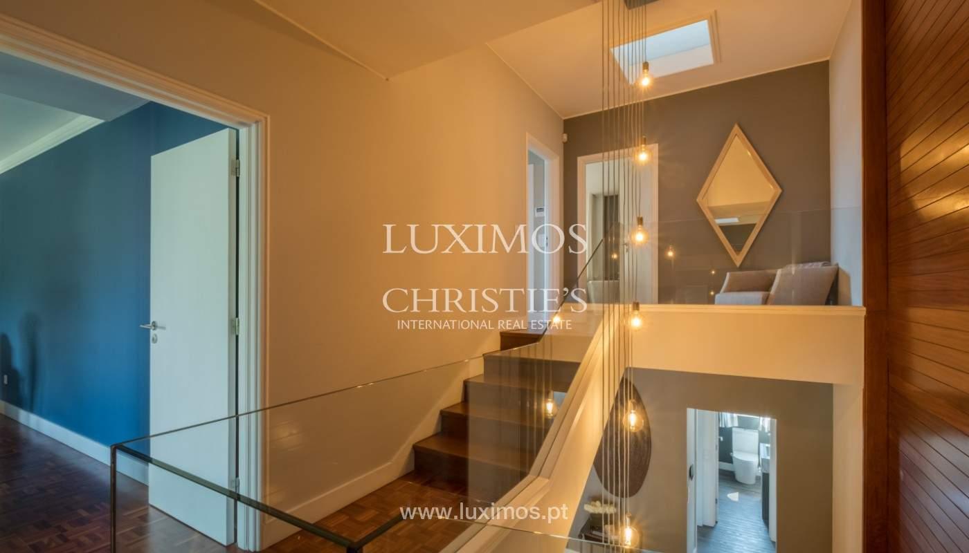 Villa de luxe avec piscine, à vendre, Fonte da Moura, Porto, Portugal_140590