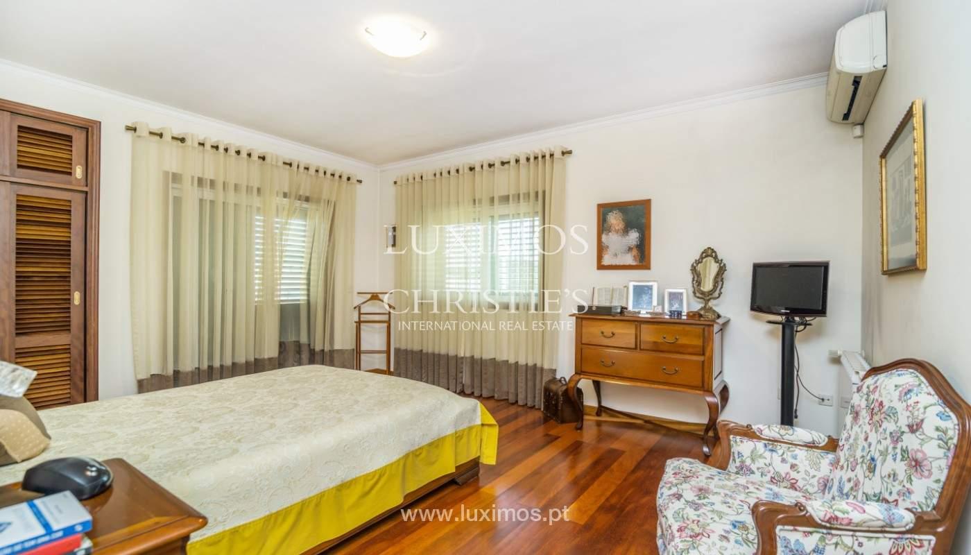 Verkauf einer Villa mit Garten und Pool, Maia, Porto, Portugal_140807