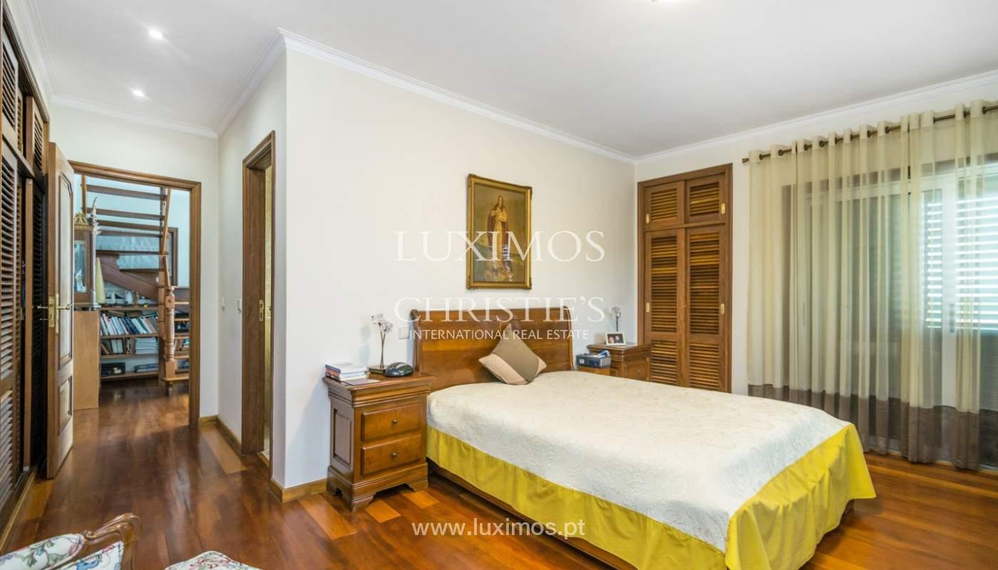 Verkauf einer Villa mit Garten und Pool, Maia, Porto, Portugal_140808