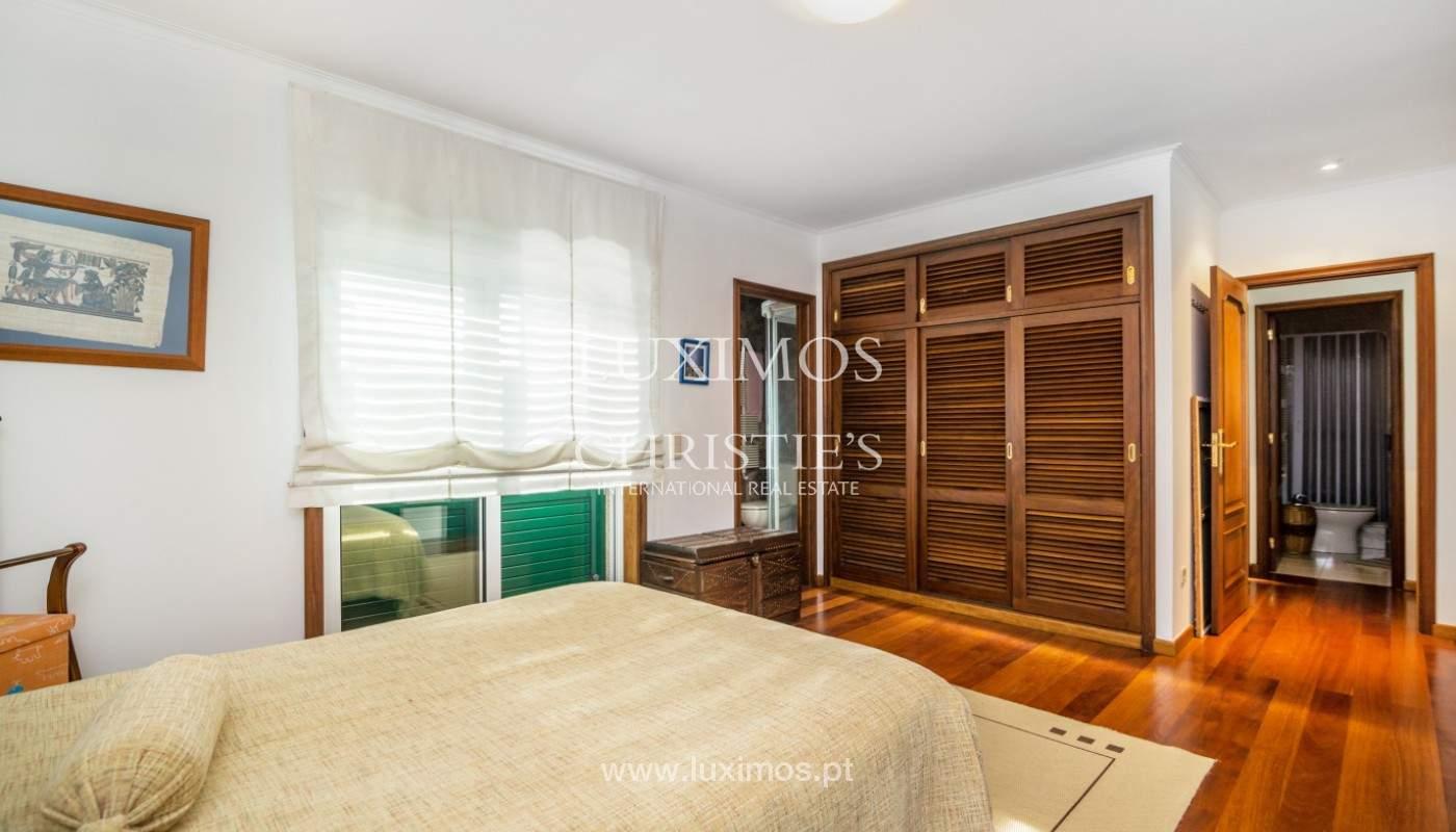 Verkauf einer Villa mit Garten und Pool, Maia, Porto, Portugal_140811