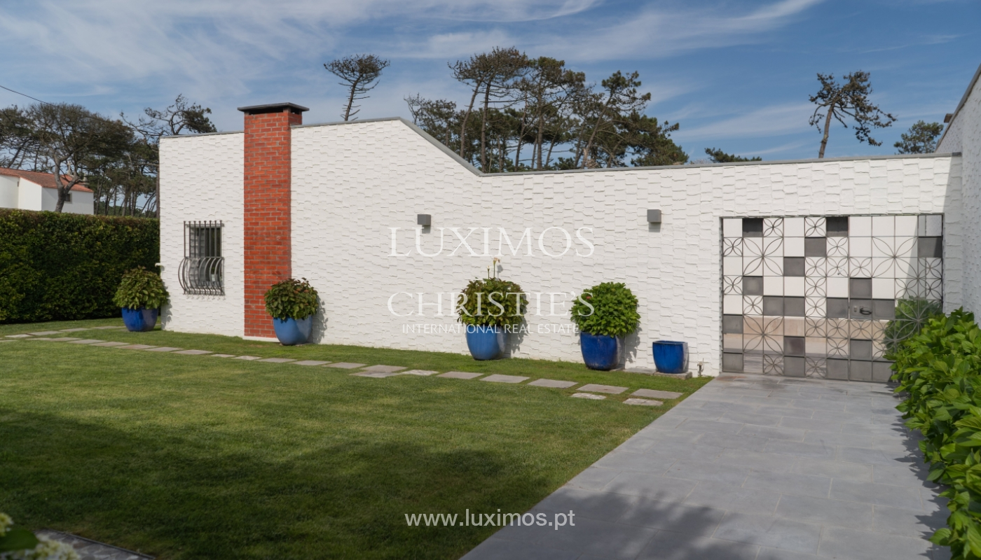 Ground floor house, for sale, near the sea and nature, Ofir, Portugal_140834
