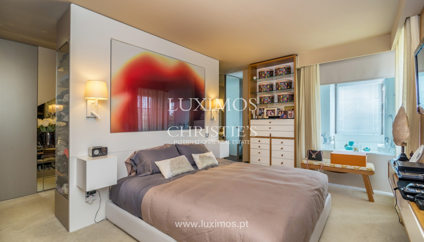 Sale of luxury penthouse with sea views, Vila Nova de Gaia, Portugal_141047