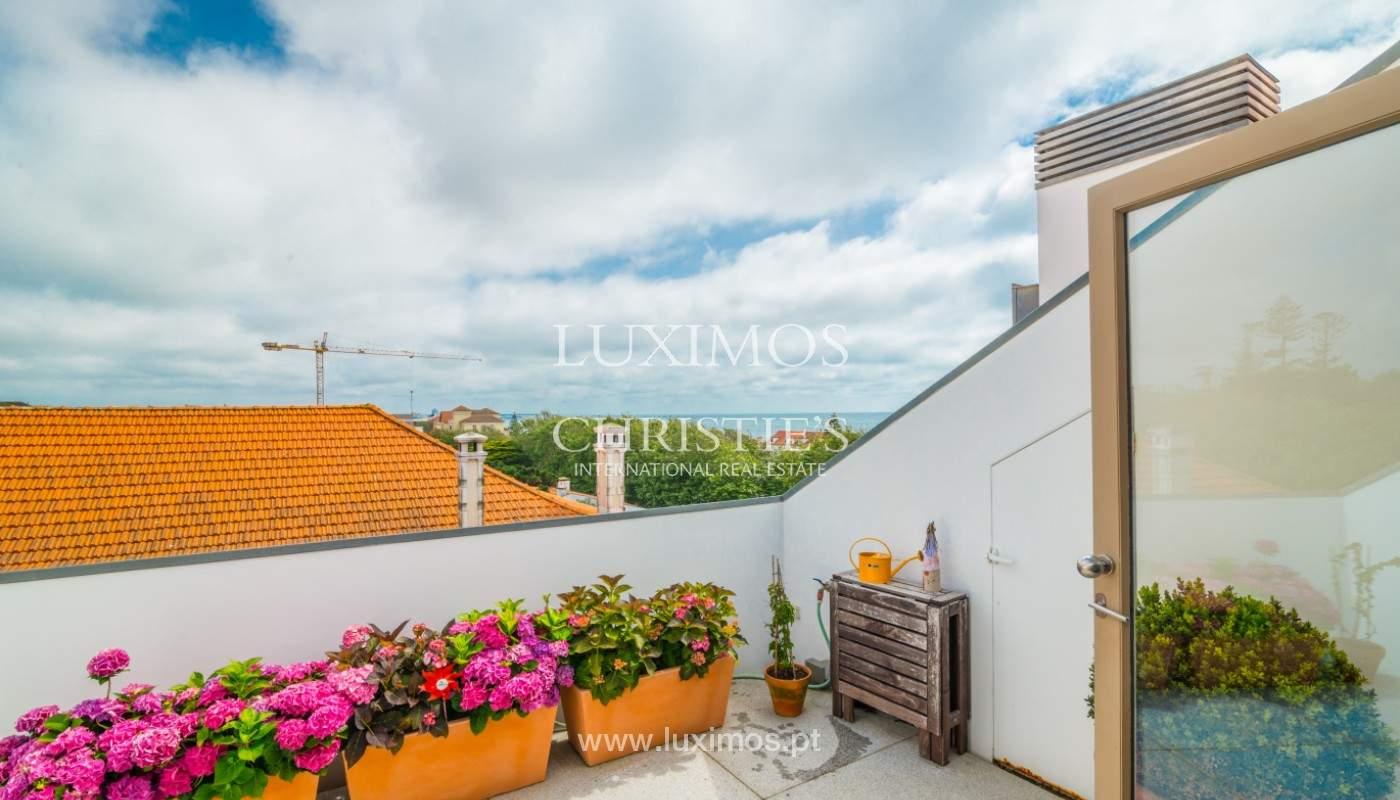 Sale of luxury penthouse with sea views, Vila Nova de Gaia, Portugal_141057