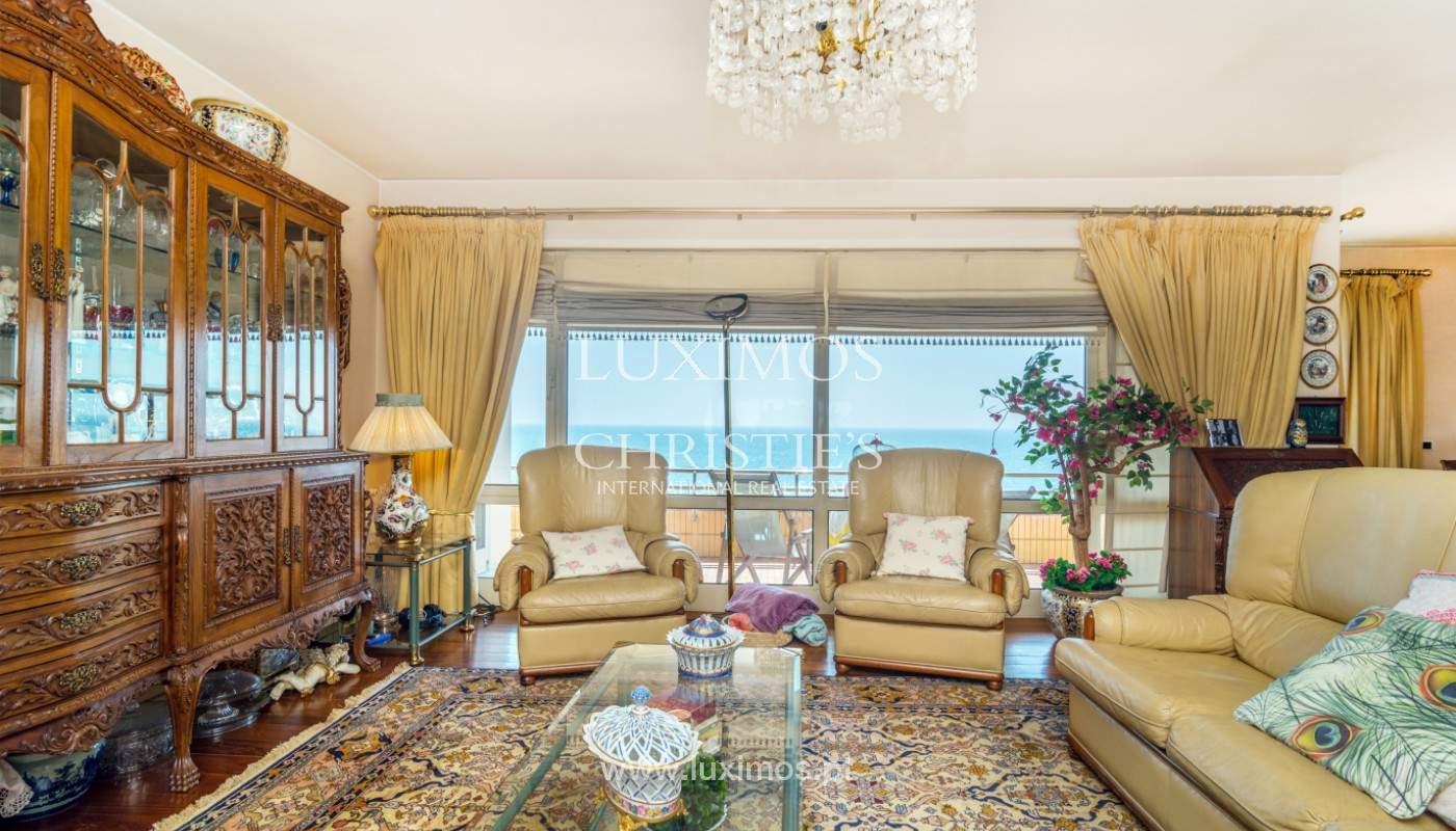 Apartment, with sea front, for sale, Foz do Douro, Porto, Portugal_141286