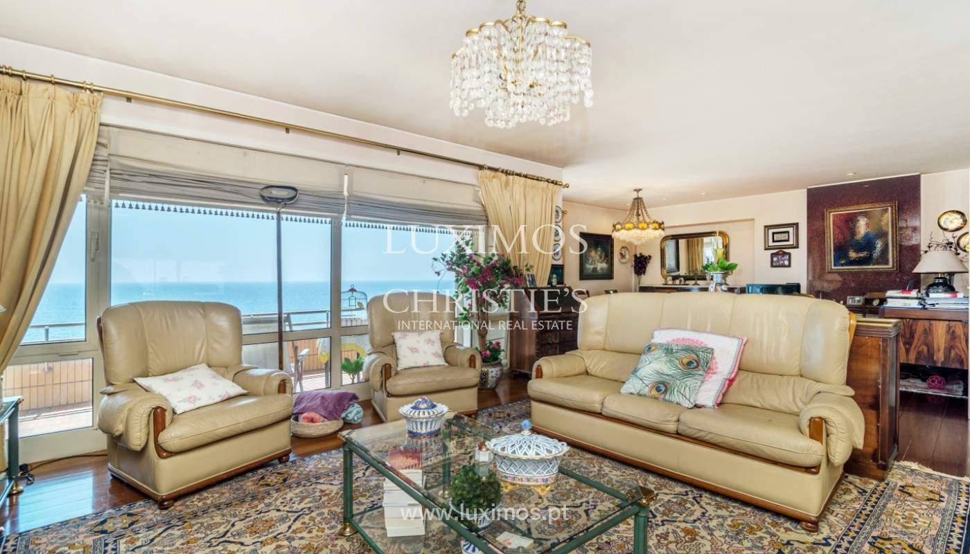Apartment, with sea front, for sale, Foz do Douro, Porto, Portugal_141287