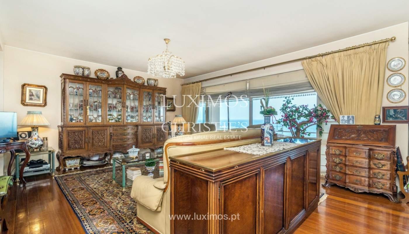 Apartment, with sea front, for sale, Foz do Douro, Porto, Portugal_141288