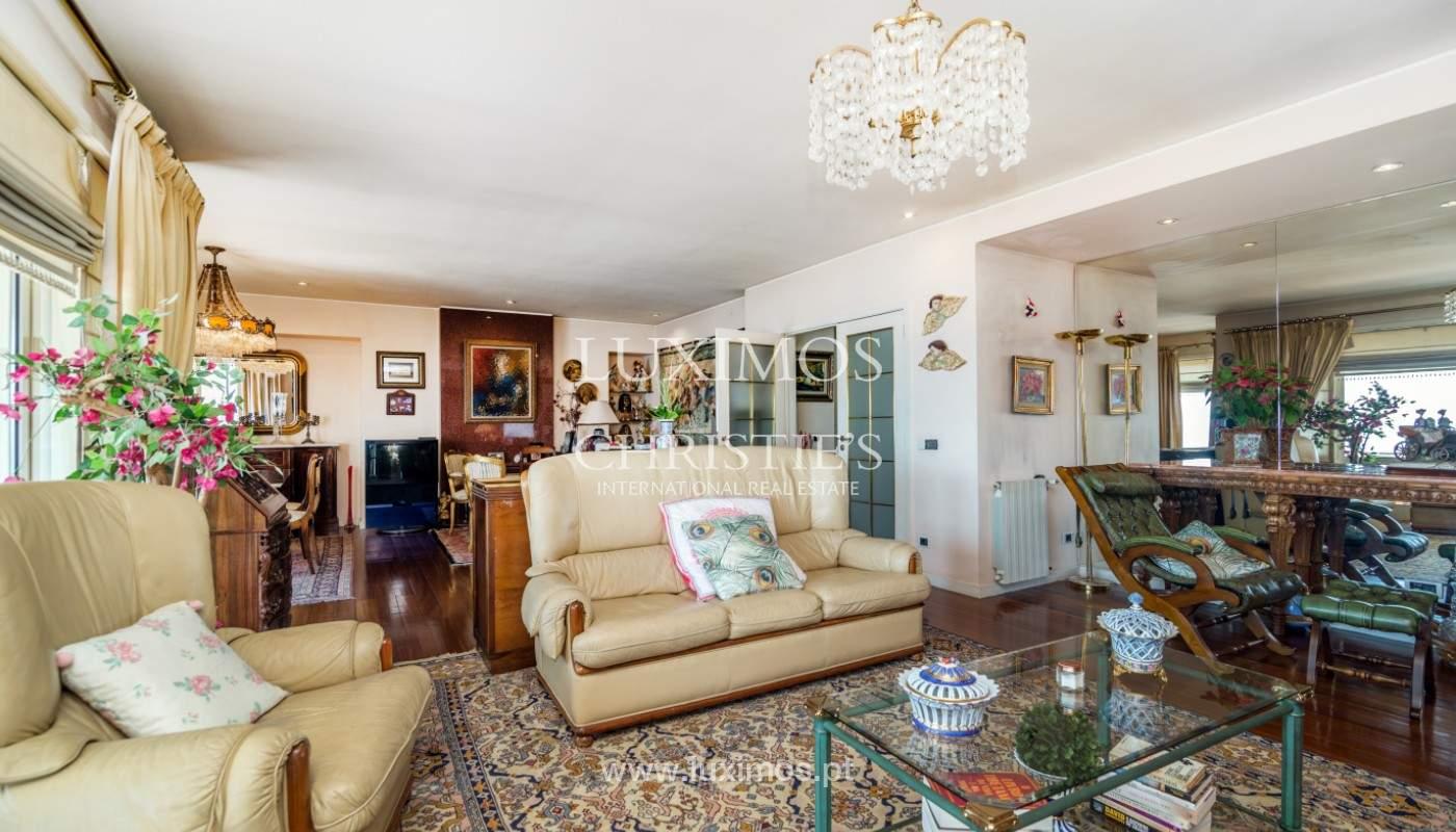 Apartment, with sea front, for sale, Foz do Douro, Porto, Portugal_141289