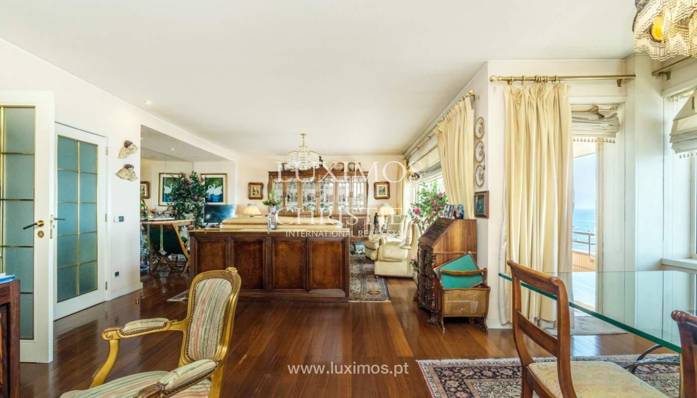 Apartment, with sea front, for sale, Foz do Douro, Porto, Portugal_141290