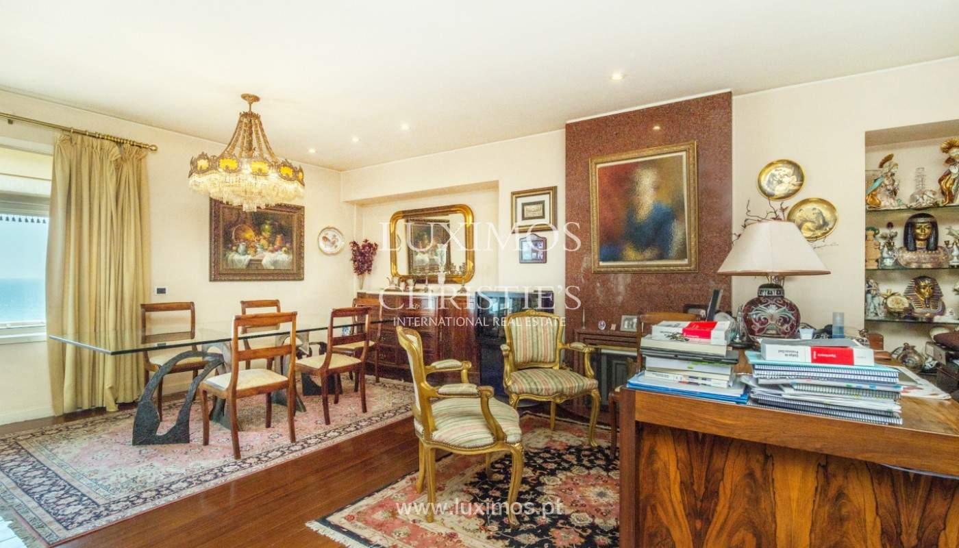 Apartment, with sea front, for sale, Foz do Douro, Porto, Portugal_141291