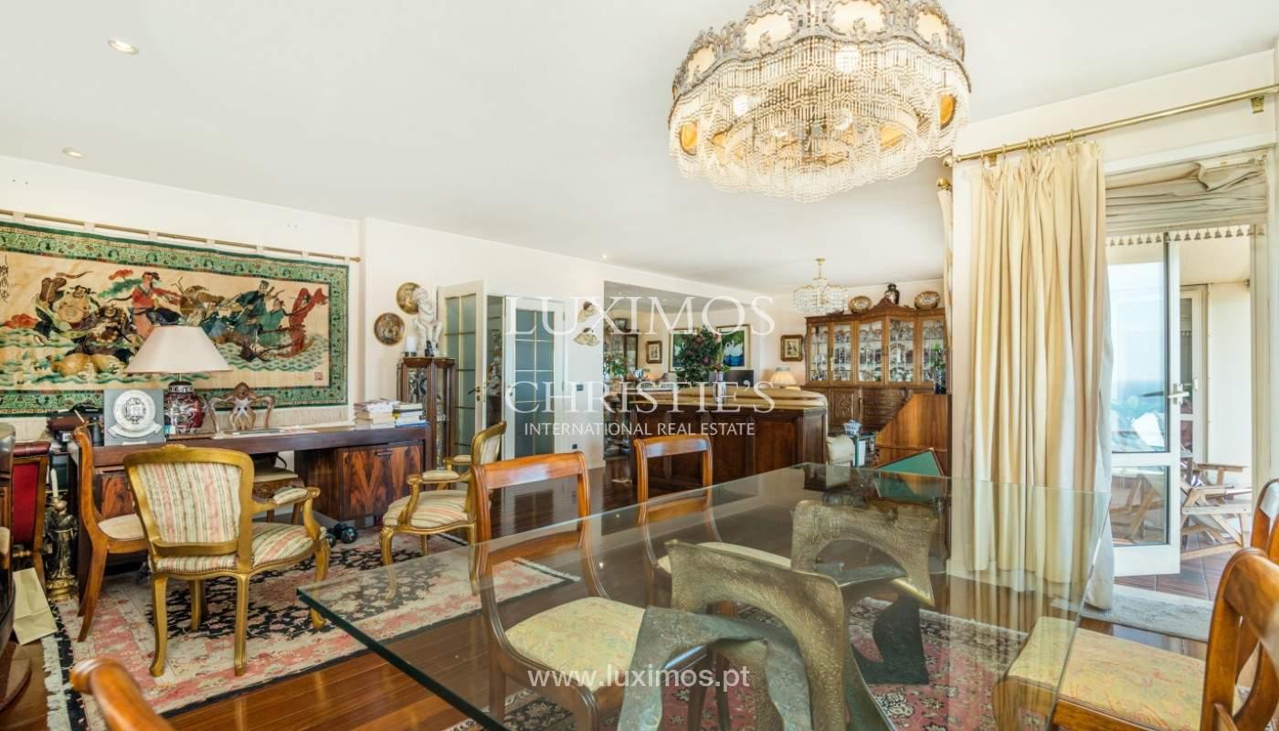 Apartment, with sea front, for sale, Foz do Douro, Porto, Portugal_141294