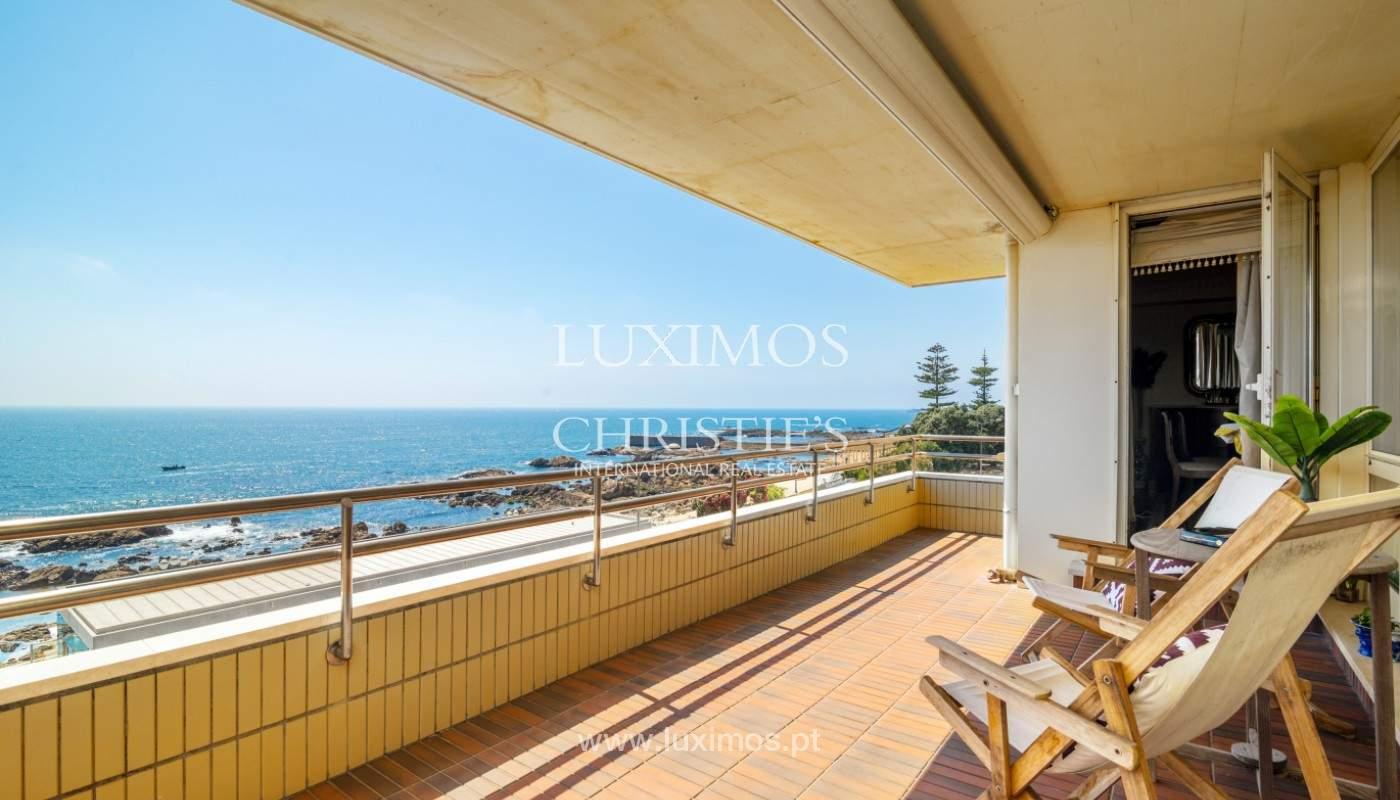 Apartment, with sea front, for sale, Foz do Douro, Porto, Portugal_141298