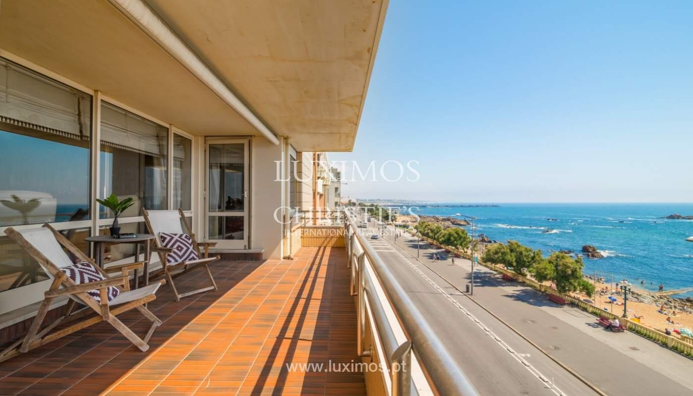 Apartment, with sea front, for sale, Foz do Douro, Porto, Portugal_141299