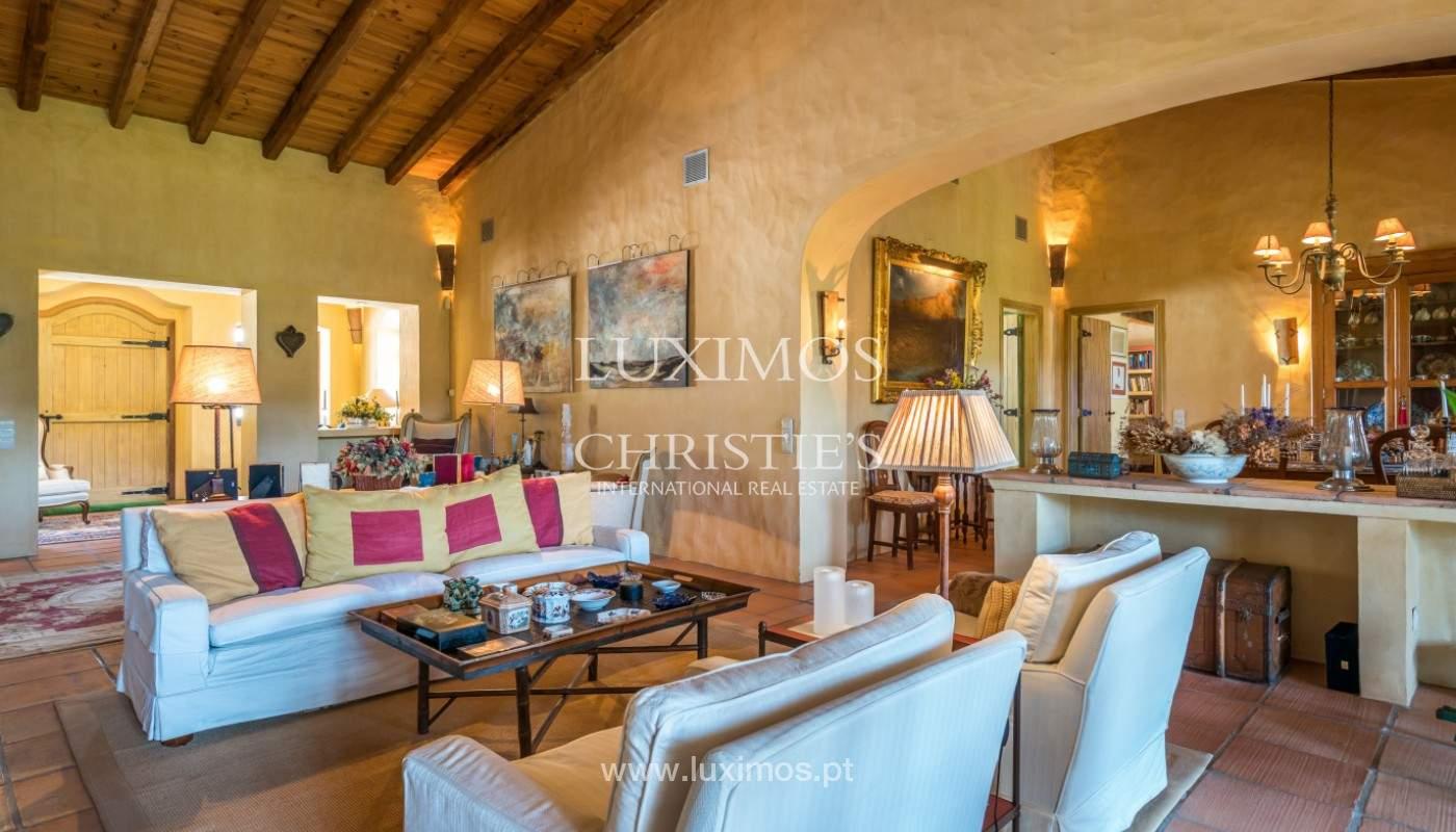 Haus zu verkaufen mit Pool, Terrasse, Garten, Loulé, Algarve, Portugal_141437